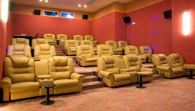Butacas para salas privadas telones castilla - Butacas cine en casa ...