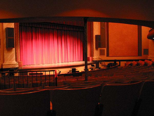 Cortinas De Teatro Animadas