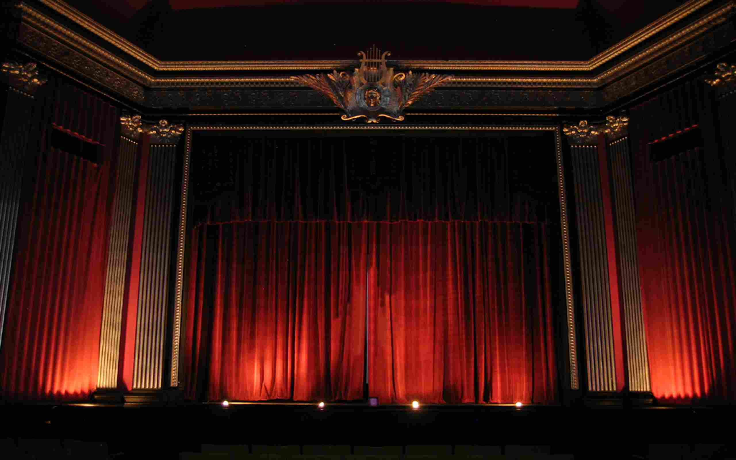 Fotos Cortinas Teatro